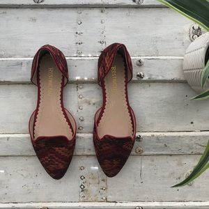 Restricted d'orsay flats